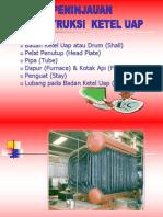 Konstruksi Boiler