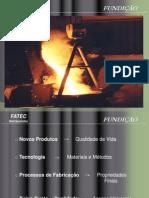 Fundição - FATEC 2-2011