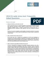 2014+EU Wide+Stress+Test+ +FAQs