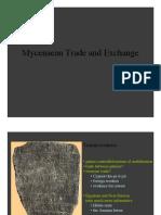 Mycenaean Trade