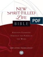 New Spirit Filled Life Bible, NLT