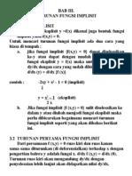F. Implisit & Ek