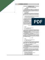 Norma Os.070 Redes de Aguas Residuales