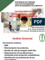 Análisis Descriptivo por Ordenamiento (Nueva Metodología Propuesta) OCTUBRE 3 DE 2013