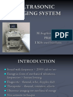 Ultrasonic Imaging System