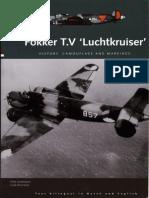 [Dutch Profile] - Fokker T.v 'Luchtkruiser'