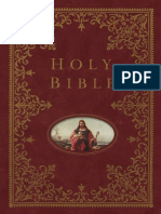 The Providence Collection family Bible