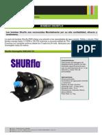 Bomba Shurflo Sumergible