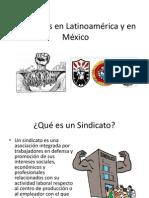 Sindicatos, Conflictos y Negociacion