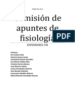 Apuntes Libro Comision Fisiologia