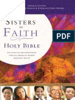 Sisters in Faith Holy Bible, KJV