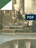 Antiquity & Photography