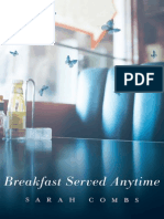 Breakfast Served Anytime by Sarah Combs Chapter Sampler