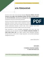 Porposal Teknis Penyusunan RPI2JM 5 KSN (KSN Perbatasan Aceh-SUMUT, SULUT-GORONTALO-SULTENG, RIAU-KEPRI; KSN PBPB SABANG; dan KSN PACANGSANAK), serta Kawasan Sei Mangkei dan sekitarnya