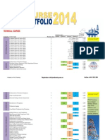 Pvd Training Course Portfolio 2014