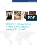 MGI China E-tailing Executive Summary March 2013