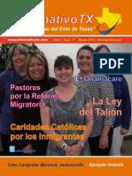 Informativo TX Onceava Edicion Marzo 2014 X6 PDF FINAL 2