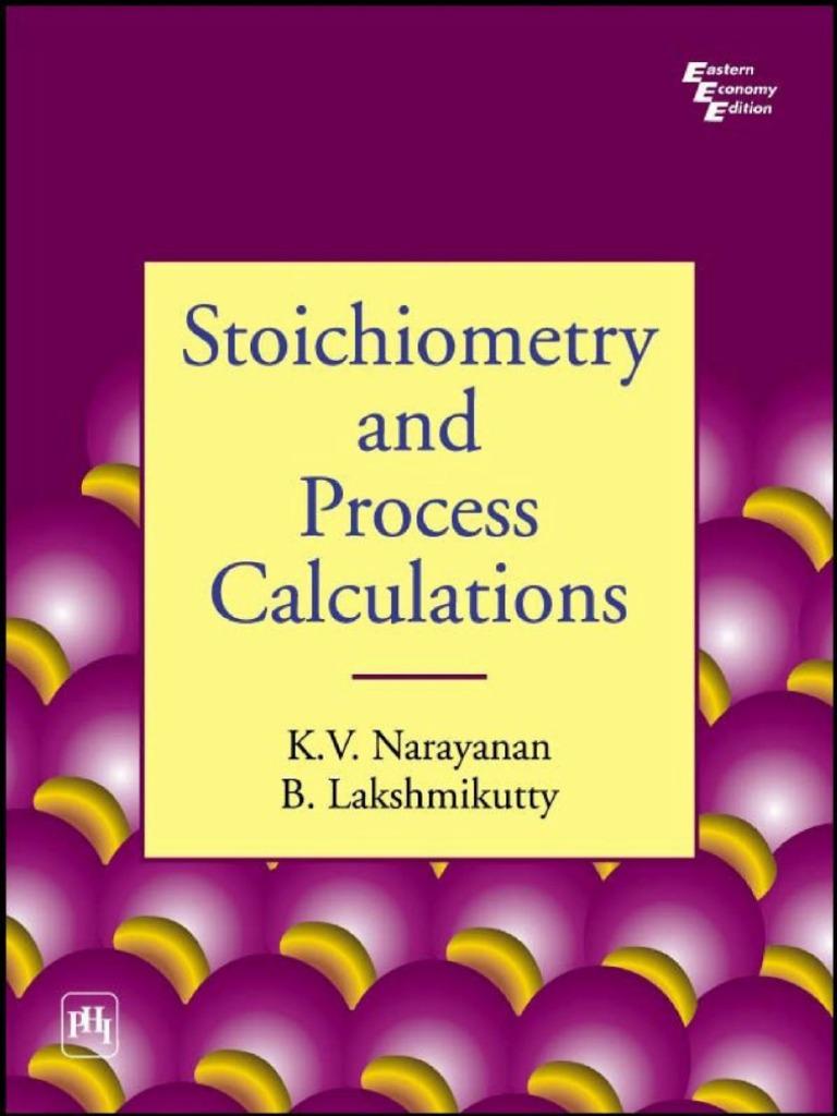 stoichiometry by kv narayanan pdf