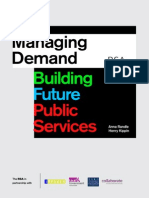 RSA Managing Demand
