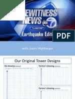 5.4 Eyewitness News Earthquake Report