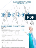 Snowflake Instructions