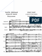 Stravinsky RiteOfSpring Introduction