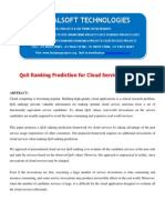 qosrankingpredictionforcloudservices-131008065807-phpapp01