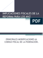 Refoma Fiscal 2014