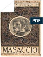 Chefs-d'Oeuvres de Masaccio
