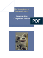 Understanding Competitive Markets PDF