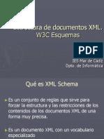 04.Estructura de Los Documentos W3C Esquemas