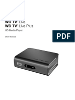 WD TV Live Plus - UserManual