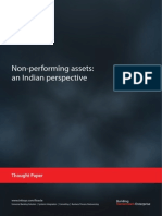 Non Performing Assets Indian Perspective