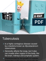 Pulmonary Tuberculosis Report