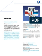 Ayvaz Steam Trap TDK45