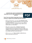 Benefits Related to Determining if an Individual is on the Methodology of the Salaf or Not