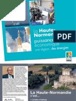 Haute-Normandie puissance économique