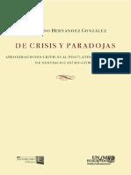 De Crisis y Paradojas- Fernando Hernandez Gonzalez