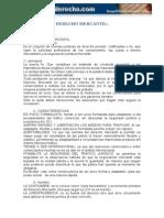 Derecho Mercantil Fundamentos