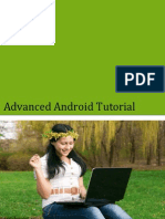 Android Advanced Tutorial