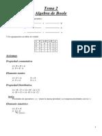 Tema 2 Algebra de Boole
