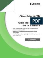 PowerShot S110 Camera User Guide ES