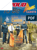 Proud to Be - Cadets Canada - Way Ahead Process - Volume 5 - Summer 1999