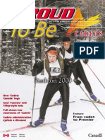 Proud to Be - Cadets Canada - Way Ahead Process - Volume 8 - Spring 2000