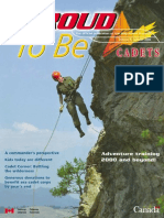 Proud to Be - Cadets Canada - Way Ahead Process - Volume 9 - Summer 2000