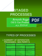 Staged Processes