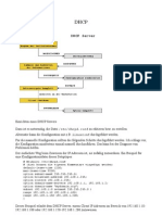 Dhcp Handout
