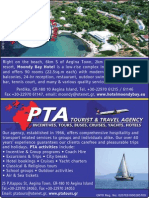 PTA Tourist & Travel Agency