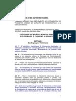 Lei n 4.676 de 2005-Normas Para Fechamento de Loteamentos No Per Metro Urbano