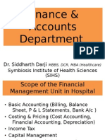 Assingment of Financial system and Account
